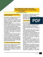 INTERNATIONAL COMMERCIAL TERMS (INCOTERMS) REGLAS PARA EL TRANSPORTE MARÍTIMO Y VÍAS INTERIORES NAVEGABLES