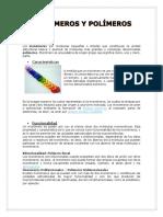 Monómeros y Polímeros (2)