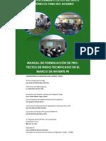 MANUAL-FORMULACIÓN DE PROYECTOS RT.pdf