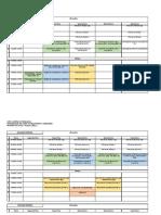 2020.1 - CCAU - NDE - Proposta de Horário (período remoto) Proposta refeita