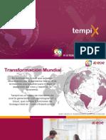 Axede COVID-19 TEMPIX Presentación 27052020