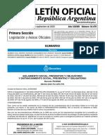Extension de La Cuarentena