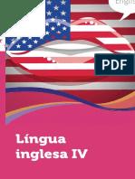 Língua inglesa IV
