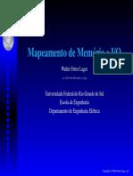 Mapeamento de Memória e I_O