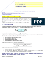 SLCI - Analyse fréquentielle