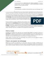 Plan de continuité pédagogique - Covid-19 - Mars 2020 - taxoBLOOM 2