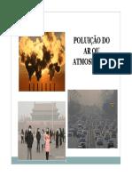 Aula 4 - Poluição do Ar