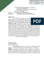 Exp. 01814-2019-0-1826-JR-PE-03 - Resolución - 08