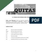 16. T3 Tribunales internacionales