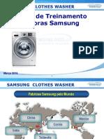 Manual Serviço Lavadora  Samsung WD106UHSA-WD856UHS-WD136UVHJ