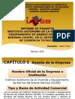 Diapositivas Pasantías IAVEB