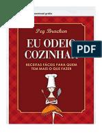 Eu Odeio Cozinhar download grátis Em Open Library Brasil.pdf