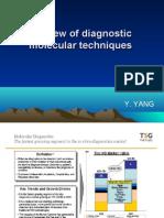 Review of diagnostic molecular techniques