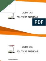 Curso Ciclo Politicas - slides 1 - Introdução