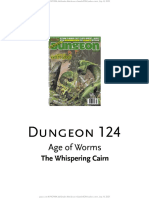 Dungeon 124 Age of Worms