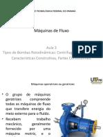 03 - Tipos de Bombas Rotodinâmicas