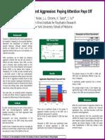 ReducingInpatientAggressionPayingAttentionPaysOffPoster NOLAN APA2006.ppt
