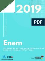 Cartilha-Tutorial de Acesso - Simplificado ENEM 2019 (1)