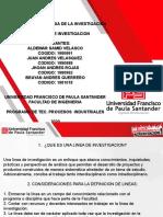 TRABAJO DE LINEAS DE INVESTIGACION