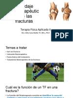 Abordaje Fisioterapéutico de las fracturas