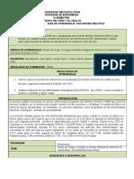 GUIA DE APRENDIZAJE  ESCLEROSIS MULTIPLE PROF LUIS  IIP 2020