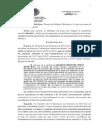 SENTENCIA PARA ACTIVIDAD INTEGRADORA S5