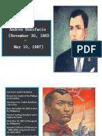 Andres Bonifacio (RPH Group 9)