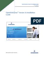 OpenEnterprise Installation Guide