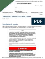 D6M TRACK-TYPE TRACTOR XL, LGP 3WN00001-UP (MÁQUINA) IMPULSADO POR EL MOTOR 3116 (SEBP2486 - 116) - Sistemas y componentes