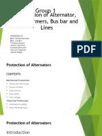Protection_of_Alternator,_Transformers,_Bus_bar.pptx