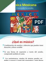 CLASE 6o MUSICA MEXICANA