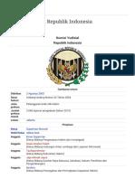 Komisi Yudisial Republik Indonesia - Wikipedia bahasa Indonesia, ensiklopedia bebas