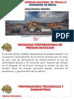 Sesión 7 - Perforadoras TRICÓNICAS-DIAMANTINAS