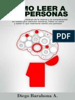 Como Leer a Las Personas - Diego Barahona