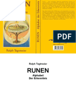 Tegtmeier Ralph - Runen Alphabet Der Erkenntnis