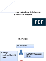 Nuevos retos en el tratamiento de la infección (articulo)