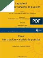 Descripción y análisis de puestos