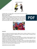 Ejemplos de Folklore peruano