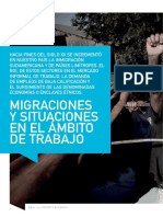 """Benencia Roberto """"Migraciones y situaciones en el ámbito de trabajo"""""""