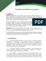 LICENCIAMENTO DE MARCA E SOFTWARE PARA USO COMERCIAL .pdf