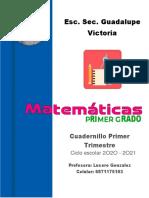 Matematicas 1 Primer Trimestre.pdf