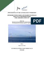 ECS Proc. 2007.workshop windfarm and marine mammals 2008