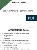 Eqs de Lagrange applications à 1 ddl (part 2)