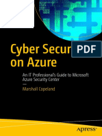 Cyber Security on Azure