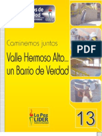 Barrios de Verdad:Valle Hermoso Alto