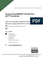 Prospect QuantiFERON -TB Gold Plus (QFT -Plus) ELISA