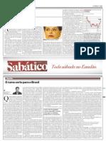 O Rumo Certo para o Brasil (Rodrigo Vilaça) OEstadodeSP_25jan11_pgB2