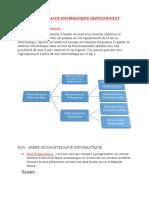 Architecture et Maintenance (2015-2016)