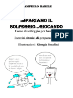 IMPARIAMO IL SOLFEGGIO GIOCANDO