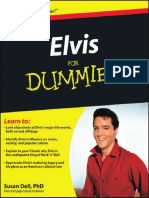 Elvis for Dummies (For Dummies (History, Biography & Politics)) ( PDFDrive.com ).pdf